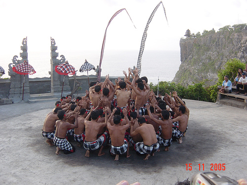 kecak and fire dance1