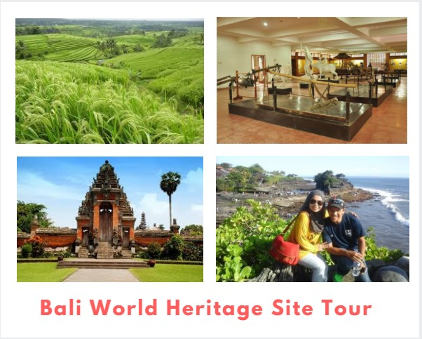 world heritage in Bali