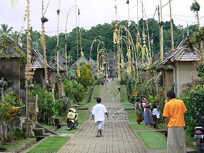 Traditional Bali Village