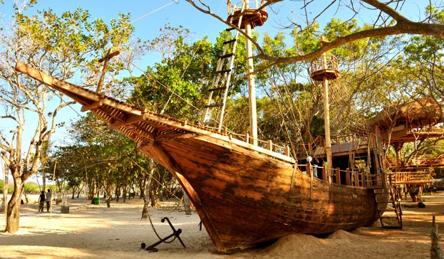 Pirates Bay Nusa Dua 1