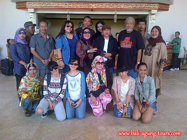 Mrs Neneng and Family from Jakarta, Indonesia