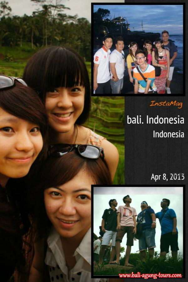 Experience Bali island with Smile