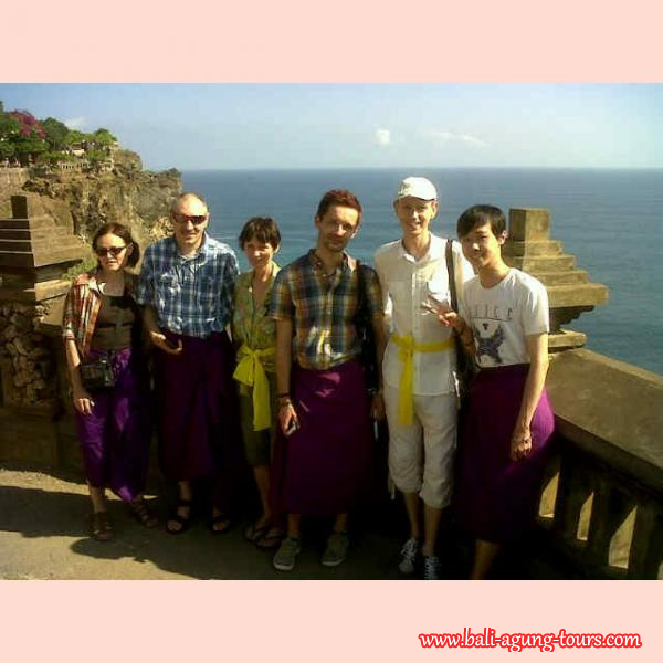 Bali in Love with Simon Zupan family from Slovenia