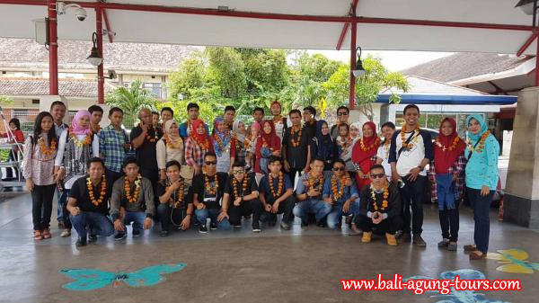 A Group Handling 43 people from Makassar (South Sulawesi, Indonesia)