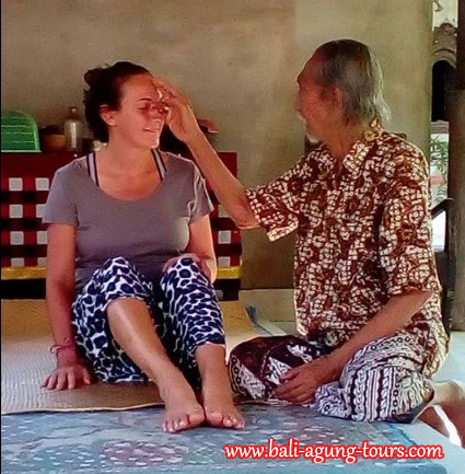 Balinese Healing Experience with Debra from USA