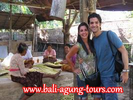 @Traditional Bali Village