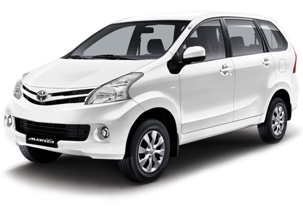 Toyota Avanza with English Speaking Driver