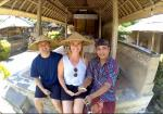 Visiting Traditional Balinese House Compound